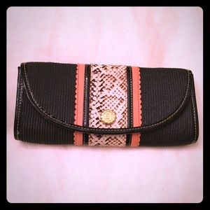 Eric Javitts Woven Clutch